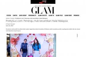 Prettysuci.com: Peneraju Hub Kecantikan Halal Malaysia
